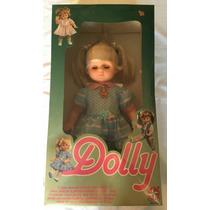 Boneca Dolly Azul E Rosa Estrela Anos 80 Lacrada Raridade