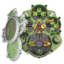Ben 10 Câmara De Criação Alien C/ 2 Heróis Aliens - Sunn