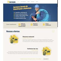 Portal Para Empresas De Construção Civil & Engenharia Civil