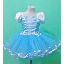 Disfraz Princesa Cenicienta Hada Bailarina