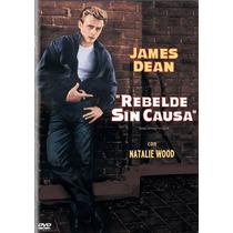 Rebelde Sin Causa Con James Dean Película En Formato Dvd