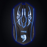 Mouse Gamer Cybertel Epico Cyb M505 Usb Led