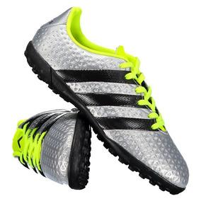 Chuteira Society Adidas Ace Infantil - Chuteiras no Mercado Livre Brasil 1345766272e8d