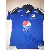 Camiseta Millonarios De Colombia Nueva Xl