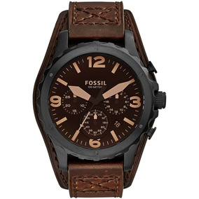 Relógio Masculino Fossil Jr1511 Nate Chronograph - Nfe