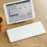 Teclado Inalámbrico Anker Para Ios, Android, Mac Y Windows
