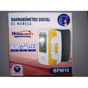 Baumanómetro Digital, Habla Y Da El Resultado