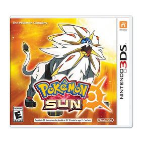 Pokemon Sun 3ds