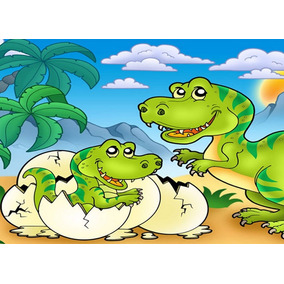 Choca Ovo Cresce Um Dinossauro Presente Muito Legal - 2 Ovos
