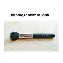 Chanel Cosmeticos Originales, Blendin Foundation Brush.