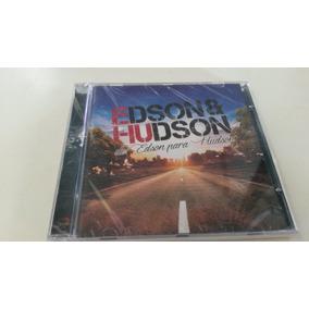 Cd Edson & Hudson - De Edson Para Hudson