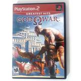 God Of War Ps2 Usado