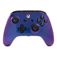 Joystick  Powera Enhanced Wired Controller- Xbox One  Nebula