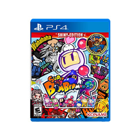 Juego Ps4 Super Bomberman R - G0005596