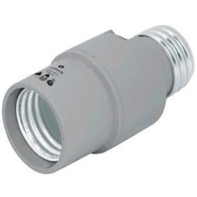5 Socket Sensor De Luz P/focos Leds