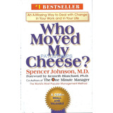 9771 Libro Who Moved My Cheese? 1 Bestseller Johnson Ingles