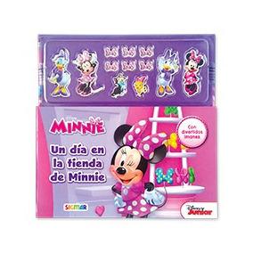 Un Dia En La Tienda De Minnie