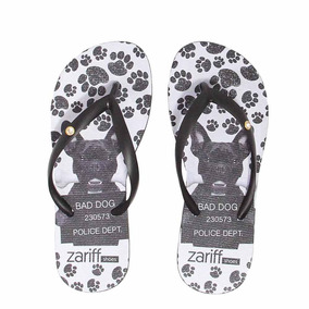 Chinelo Zariff Shoes Patinhas Infantil | Zariff