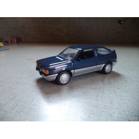 Miniatura Do Gol Gti Ano 1988