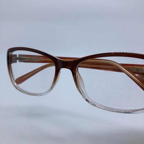 2e075320d1b2e Armação Para Grau Femenina Strass - Óculos De Grau no Mercado Livre ...