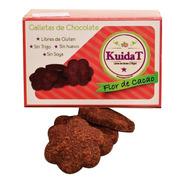 Galleta Sin Gluten - Flor De Cacao Kuidat Paquete 10 Cajas.