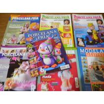 Lote X 7 Revistas Porcelana Fría Souvenirs Palermo Envíos