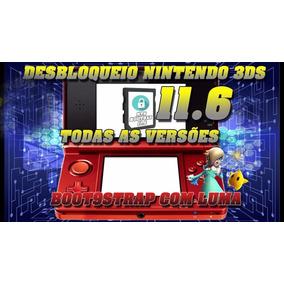 Nintendo 3ds Desbloqueio São Gonçalo,niterói E Rio