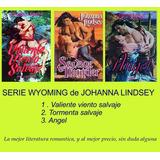 Saga Serie Wyoming- Johanna Lindsey 3-ebook Digital