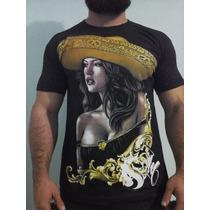 Camisa Camiseta Personagem Dama Da Noite Personalizada