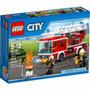 Lego City 60107 Caminhão Com Escada De Combate Ao Fogo
