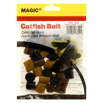 Carnada Para Pescar Bagres Catfish Marca Magic Con 170 Gr.