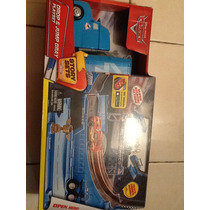 Play Set Cars Trailer Pista