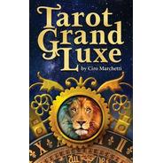 Tarot Grand Luxe, Con Su Librito Este Tarot Esta En Ingles
