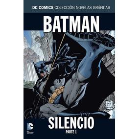 Batman Silencio Parte 1 Y 2 Completo - Batman Hush Salvat