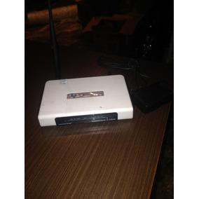 Roteador T P - Link - Tl Wr542g De 54 Mbs Com Wireless
