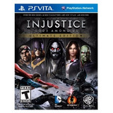 Injustice: Gods Among Us Ultimate Edition.-psv