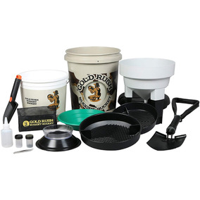 Kit Para Buscar Y Cribar Oro Gold Rush Nugget Bucket