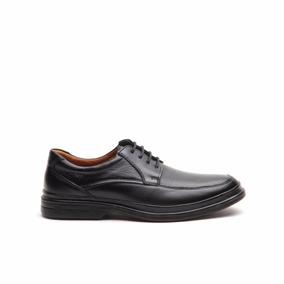 Stork Man Alan - Zapato Vestir Hombre Cuero Acordonado