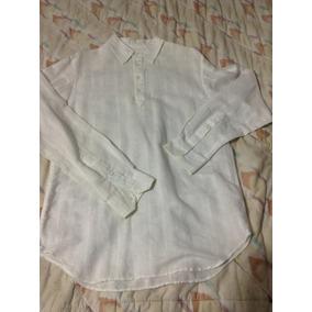 Camisa Guayabera Caballero Talla S