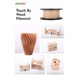 Filamento 3d Pla Wood Madera Colido Original X1kg Garantia