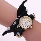Relógio E Pulseira Feminino Tipo Bracelete Dk10 -rel