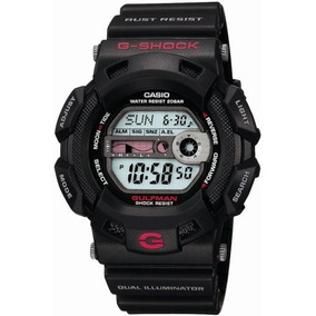 Casio Watches G-shock Gulfman Dual Illuminator G-9100-1jf