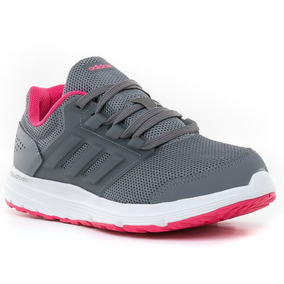 Zapatillas Galaxy 4 Dark Grey adidas