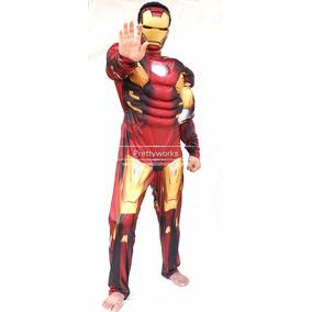 Iron Man Superheroe Traje(por Encargue)