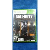 Call Of Duty Blacops Colection Para Xbox 360 Sellado Envio