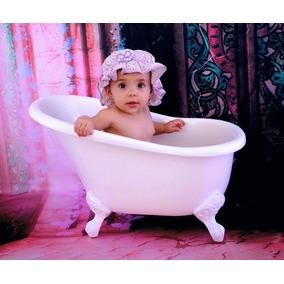 Acessorios Para Fotografia ,book Infantil,banheira Vitoriana