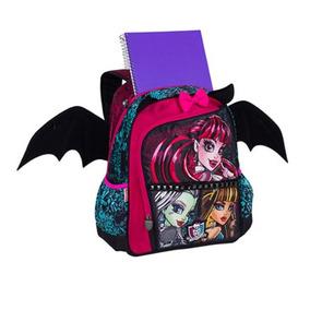 Mochila Infantil Monster High Asas 16z Costas G Sestini