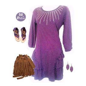 Vestido De Moda Talla 14 Juvenil, Importado Adolescente