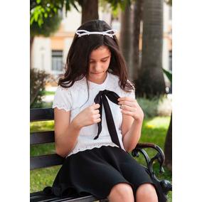 Vestidos Blusas Franelas Juveniles Cortos Niñas Jovenes