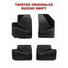 Tapetes Originales Suzuki Swift 2011-2018 Vinil Envío Gratis
